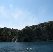 Piękne krajobrazy w Chorwacji