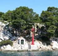 Przystań żeglarska - Chorwacja maj 2011