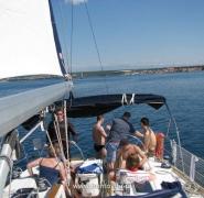 Sternik jachtowy - Chorwacja 2011