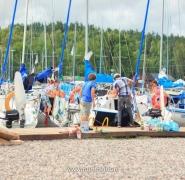Gromadzenie niezbednego bagażu na jacht