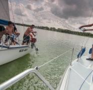 Rozrywki żeglarzy Mazury 2013