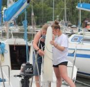 Wykorzstanie węzłów żeglarskich w praktyce
