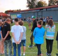Spotkanie młodzieży Mazury 2013