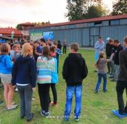 Spotkanie młodzieży z instruktorami