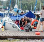 Przygotowanie jachtu do rejsu