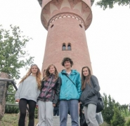 Wieża Ciśnień Mazury 2014