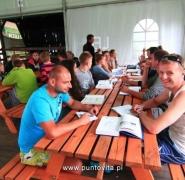 Nauka żeglarstwa - Mazury 2012