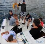 Kursy żeglarskie - Mazury 2015