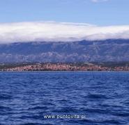 Piękny widok w Chorwacji