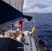 Sternik jachtowy w Chorwacji