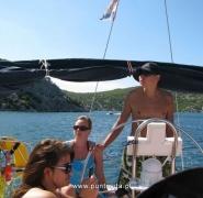 Galeria żeglarska w Chorwacji 2010