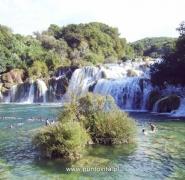 Kąpiel w Chorwacji