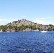 Żeglowanie wokół wysp w Chorwacji